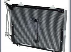 C220, radiatorlar