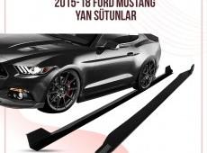 Ford Mustang, ayaq lövhələri GT