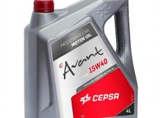 CEPSA AVANT 15W40 4L