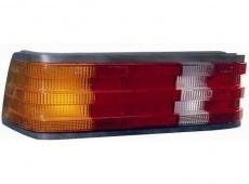 Mercedes 190, arxa stop