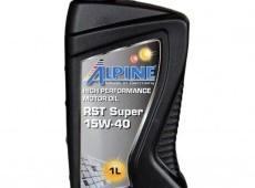 Alpine, 15W-40, 1L