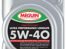Megol 5W-40, 1L Ultra