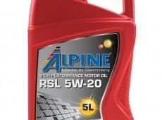 Alpine, 5W-20, 5L