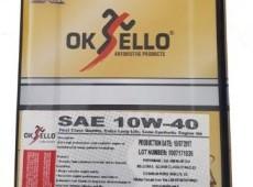 Oksello 10w40 Tam Sentetik Cl4, 16L
