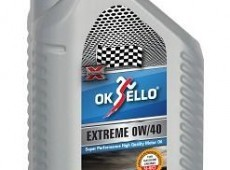 Oksello 0w40 Tam Sentetik SI-4 CI, 1L